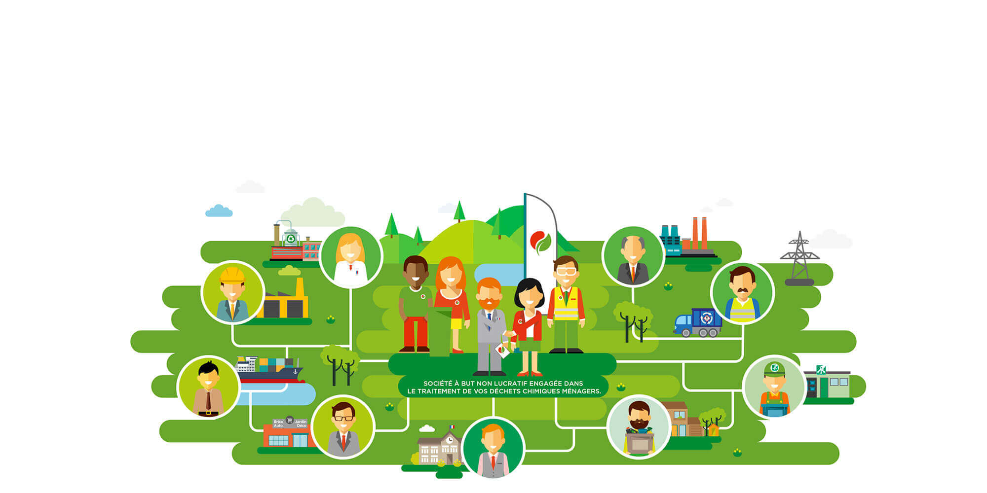 EcoDDS annonce un accord avec l'AMF pour revaloriser le barème de soutiens aux collectivités