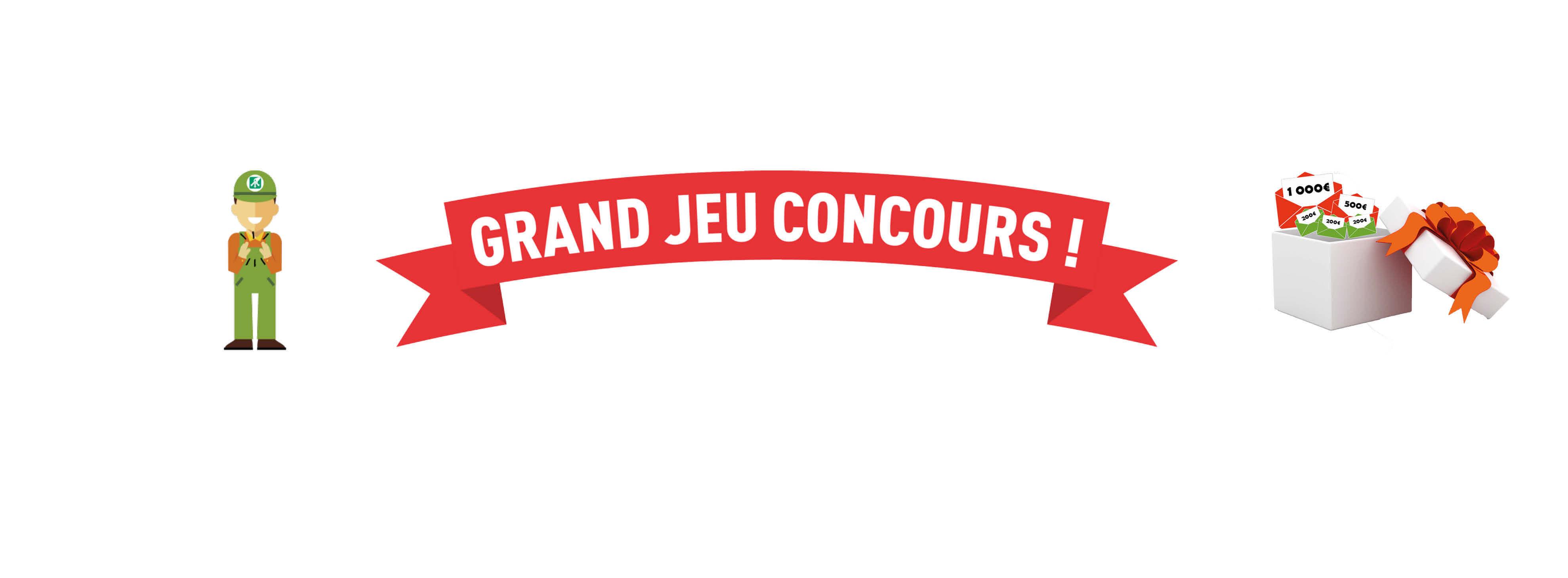 RÉSULTATS DU GRAND JEU-CONCOURS AGENT(E)S DE DÉCHETTERIE ET DU EGAMING DIRECTIONS TECHNIQUES