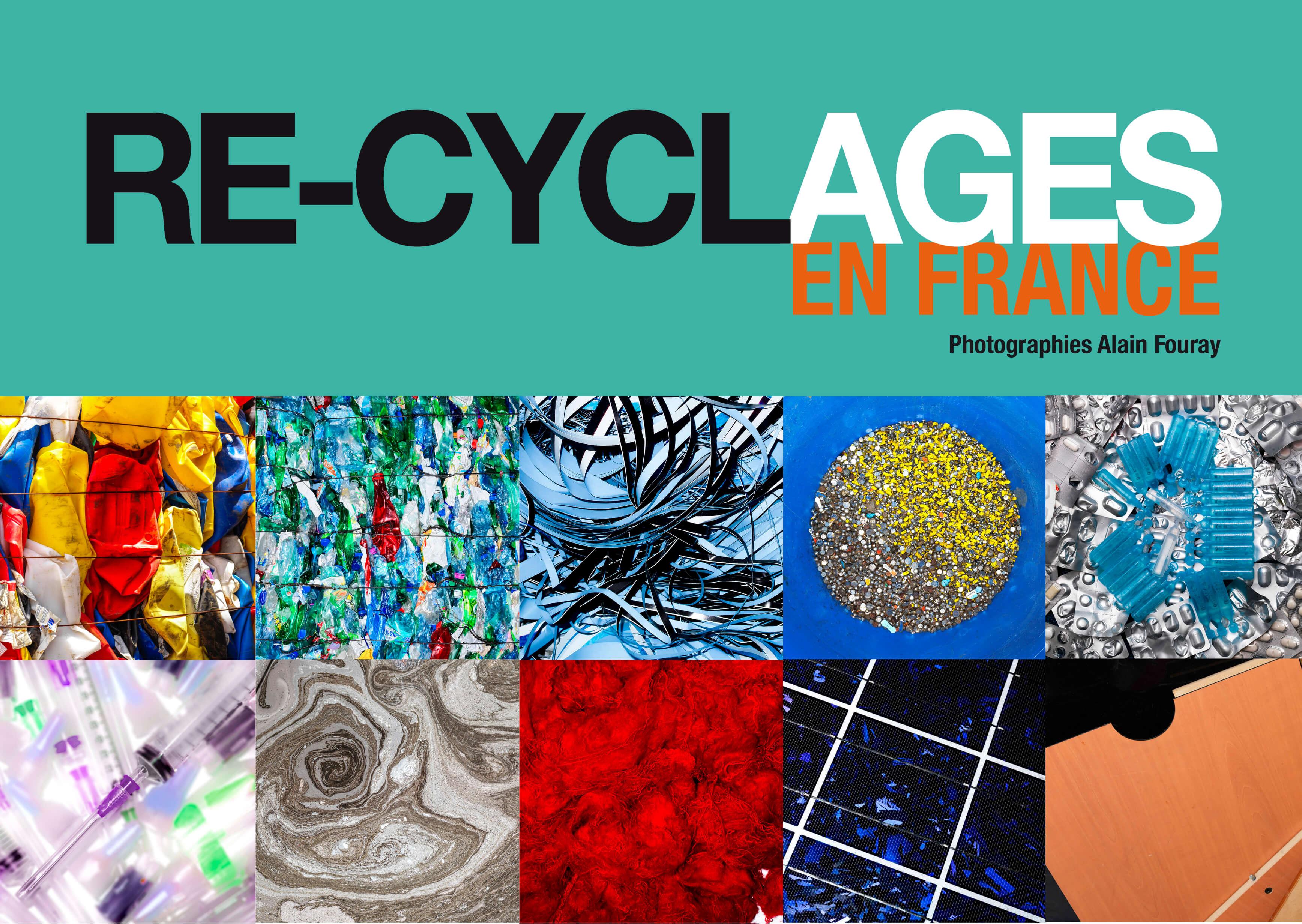L'EXPOSITION RE-CYCLAGES EST DE RETOUR À PARIS