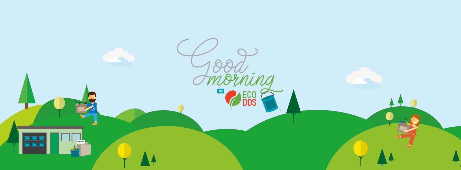 """Les """"Good Morning"""" : informer les salariés de nos entreprises adhérentes…"""