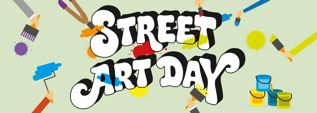 STREET ART DAY A ANTIBES !