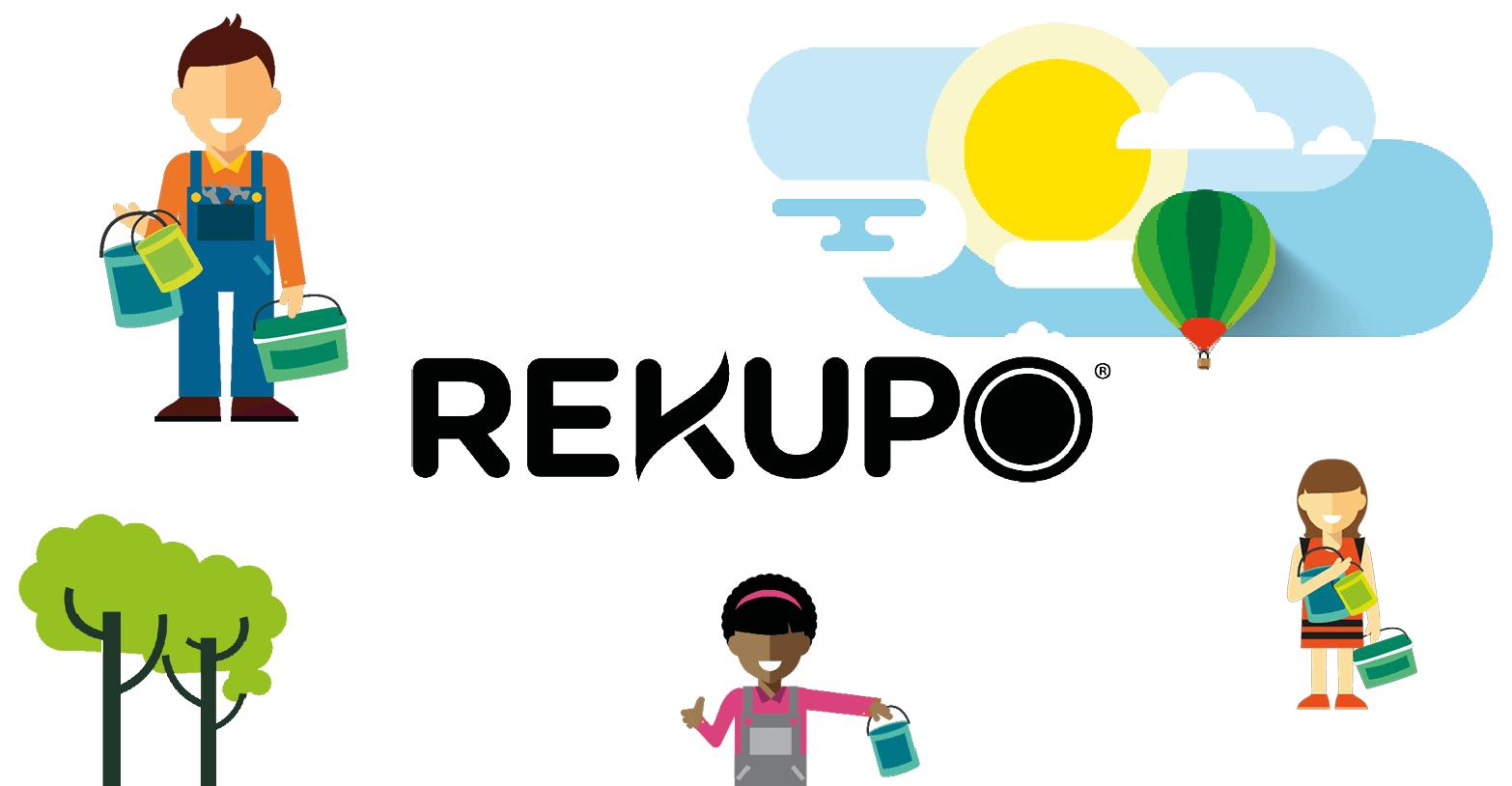 La Fédération Nationale de la Décoration (FND) déploie REKUPO, un service gratuit de collecte des déchets acryliques et solvantés développé par EcoDDS